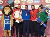 Martynas Nemsevičius – Europos U23 imtynių čempionato bronzos medalio laimėtojas !!! (dvikovos video)