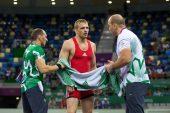 Joniškietis Julius Matuzevičius naujuosius pasitinka su prestižinio turnyro medaliu rankose