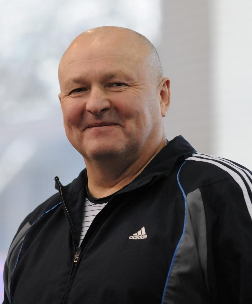 Treneriui Jurijui Babenko – 60!