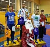 Kalėdiniame imtynių turnyre Kaune – rekordinis dalyvių skaičius