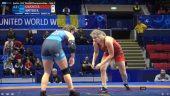 Pasaulio čempionate Lietuvos imtynininkės nusileido amerikietėms