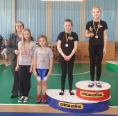 Moterų imtynių turnyre Šiauliuose dominavo jaunosios latvės ir sportininkės iš Anykščių