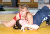 Europos imtynių jaunių čempionate K.Zaicevaitė pralaimėjo kovą dėl bronzos ir užėmė penktą vietą