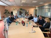 Strateginių sporto šakų ir KKSD vadovų susitikimas