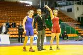 Šiaulių atletės sužibėjo Lietuvos moterų imtynių jaunių čempionate