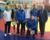 A.Žekas ir A.Mažeika – imtynių turnyro Baltarusijoje nugalėtojai