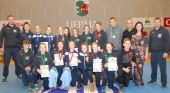 Imtynių turnyre Latvijoje triumfavo trys gimnazistės iš Šiaulių