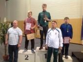 """Keturi mūsų šalies """"klasikai"""" tapo tarptautinio imtynių turnyro Latvijoje nugalėtojais"""
