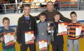 Imtynių trenerio R.Keršio auklėtiniai dominavo turnyre Latvijoje