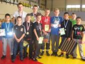 Joniškio imtynininkų laimikis Estijoje – 6 aukso medaliai