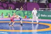 Europos žaidynių laisvųjų imtynių turnyrą lietuviai palieka be pergalių