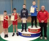 Lietuvos laisvųjų imtynių vaikų čempionato nugalėtojų taurė – Kelmės atletų rankose