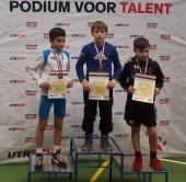 Imtynininkas Rokas Čepauskas trečią kartą iškovojo Velykinio turnyro Olandijoje aukso medalį