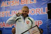 Pasaulio alyš imtynių čempionate – D.Nedzinsko bronza