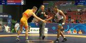 Kristupo Šleivos akistatą su egiptiečiu UWW pripažino geriausia čempionato dvikova (video)