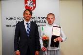 Su Edgaru Venckaičiu – apie pergalę ir pasirengimą olimpinėms žaidynėms