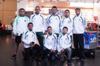 Europos imtynių jaunių čempionate startuoja graikų-romėnų turnyras (tiesioginė transliacija)