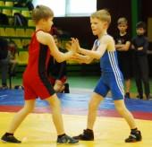 V.Šidlausko vardo imtynių turnyre dominavo Anykščių komandos (nuotraukos)