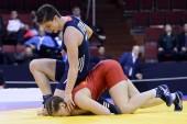"""D.Domikaitytė """"Poland Open"""" moterų imtynių turnyre Lenkijoje užėmė penktą vietą"""