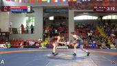 I.Dantaitė pralaimėjo lenkei (dvikovos video)