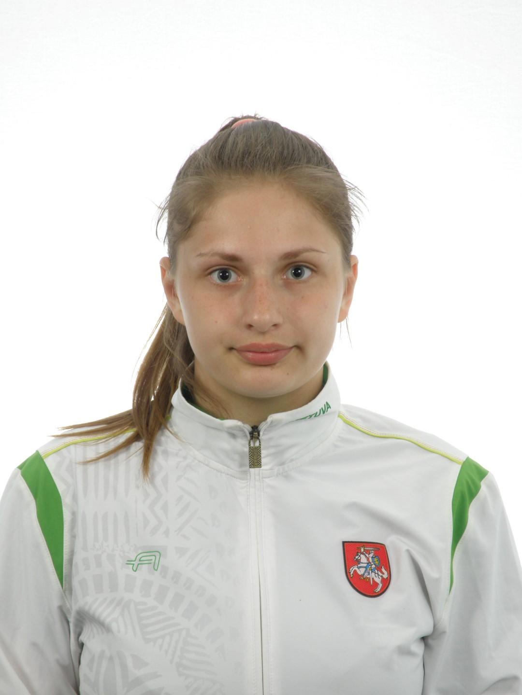 Moterų imtynių turnyre Baltarusijoje – Kamilės Gaučaitės triumfas