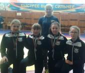 Imtynininkei Kornelijai Zaicevaitei – tarptautinio turnyro Baltarusijoje auksas