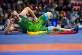 Turkijoje vykstančiose Kurčiųjų olimpinėse žaidynėse Mantas Kazimieras Sinkevičius iškovojo bronzos medalį