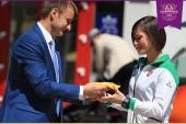 Iškilmingai išlydėta į Europos žaidynes Azerbaidžane išvykstanti Šiaulių delegacija