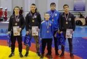 Laisvūnų laimikis – penki medaliai tarptautiniame imtynių turnyre